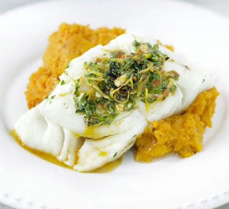 Friday Food \ Morrocan spiced fish