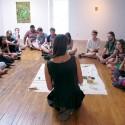 Herbalism workshop with Rachel Budde at NURTUREart.