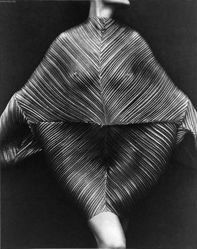 The Exhibition At 21 Design Sight Features Both Individual And Collaborative Work Of Irving Penn Issey Miyake In Addition To Large Scale