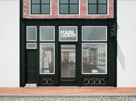 KARL store Amsterdam