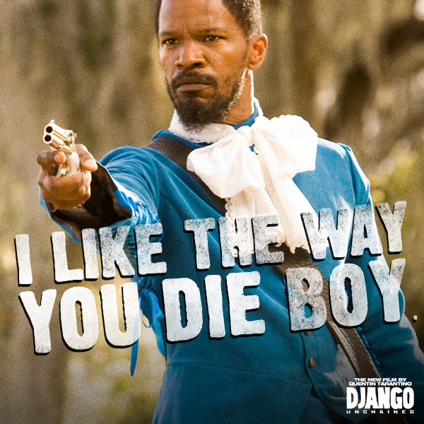 WIN with Django Unchained