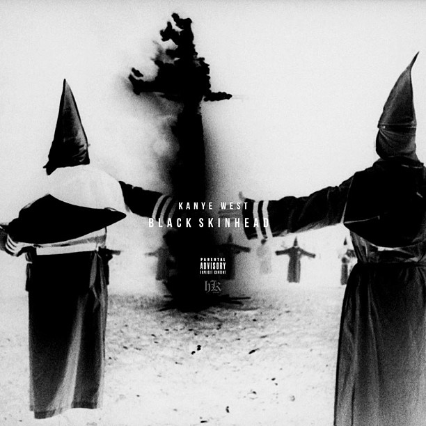 Black Skinhead Kanye West