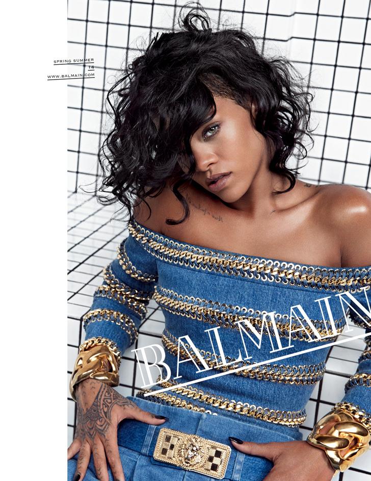 Rihanna-Balmain-Spring-2014-Ad-Campaign-Tom-Lorenzo-Site-1