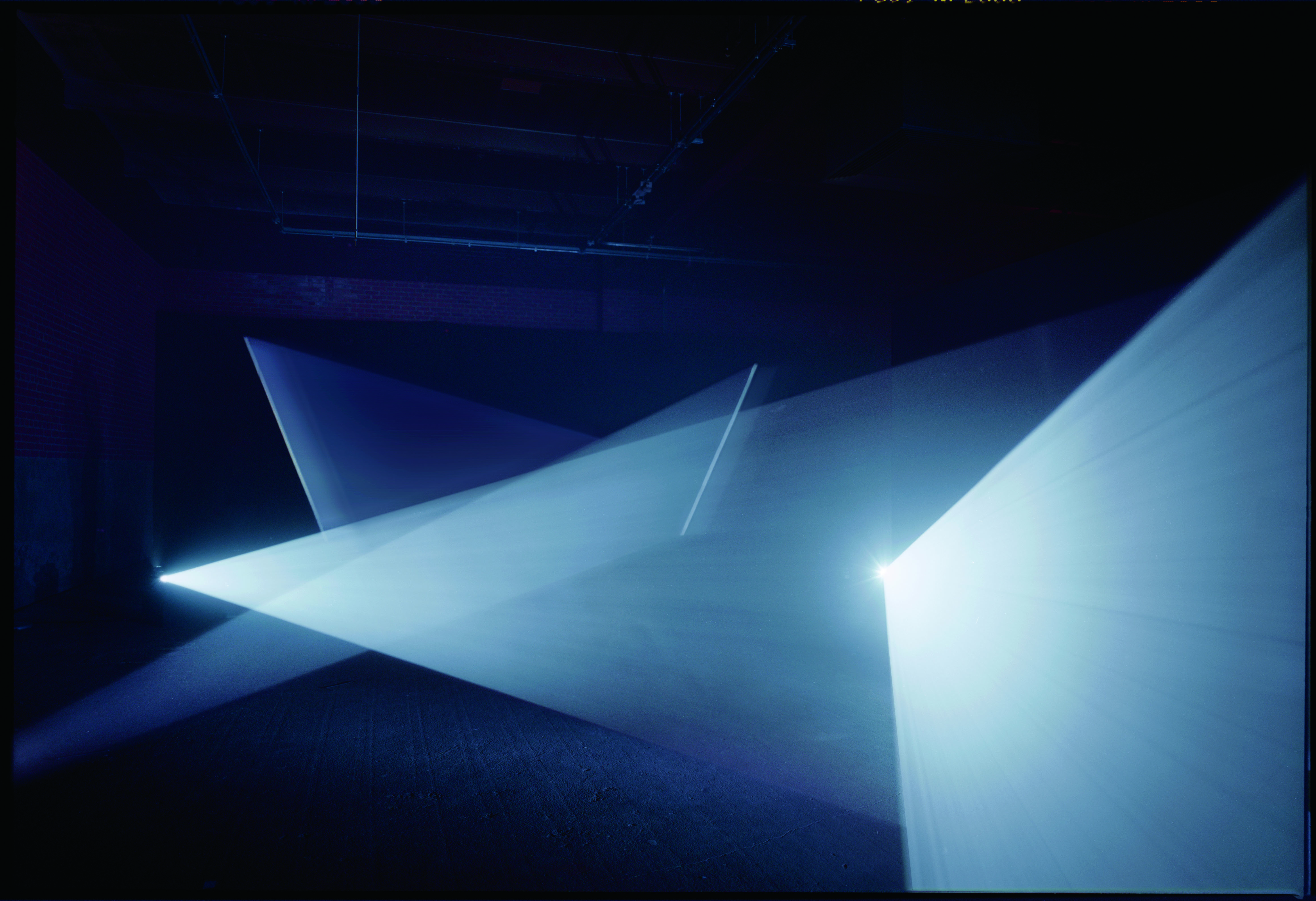 Anthony Mccall Solid Light Films And Other Works