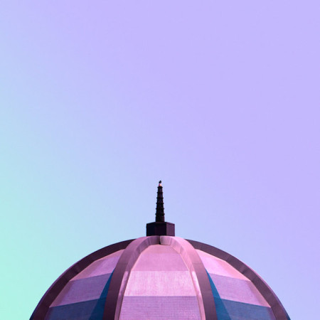 Matt Crump's candy coloured minimalist photographyBLEND\BUREAUX