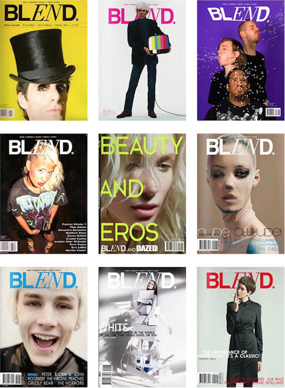 BLEND\BUREAUX - Covers - 1
