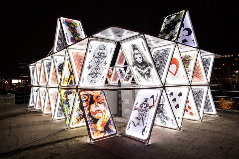 Light Up The Night With Amsterdam Light Festival